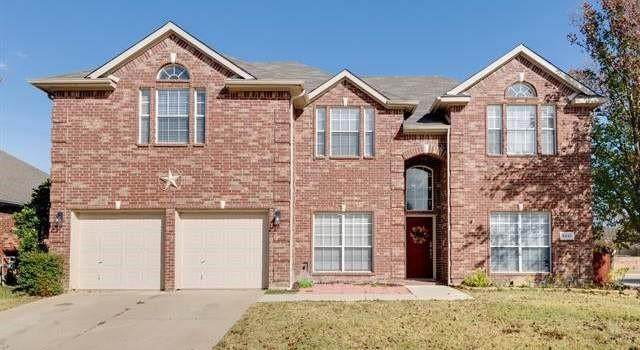 5309 Quail Creek Court, Fort Worth, TX 76244 (MLS #14622135) :: Rafter H Realty