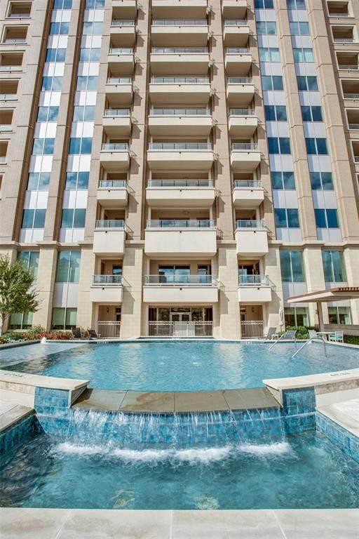 2300 Wolf Street 8A, Dallas, TX 75201 (MLS #14624336) :: Frankie Arthur Real Estate