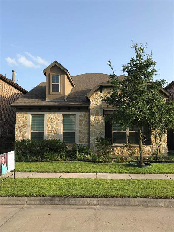 3020 Monford Drive, Plano, TX 75074 (MLS #14624551) :: Wood Real Estate Group