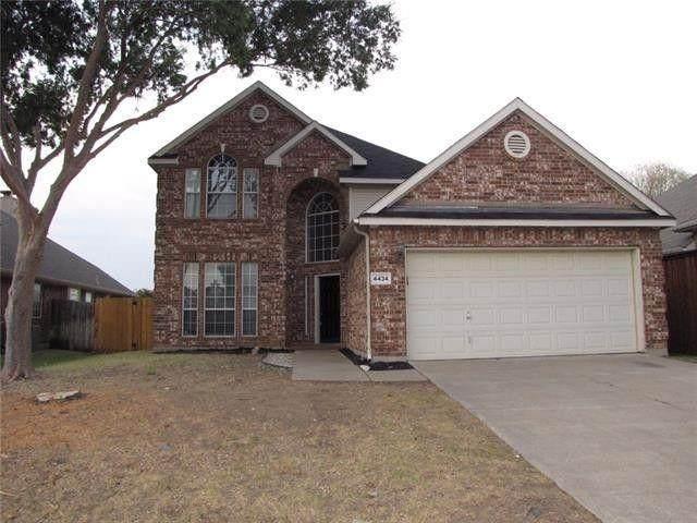 4434 Spanish Oak Circle, Corinth, TX 76208 (MLS #14624740) :: Team Tiller