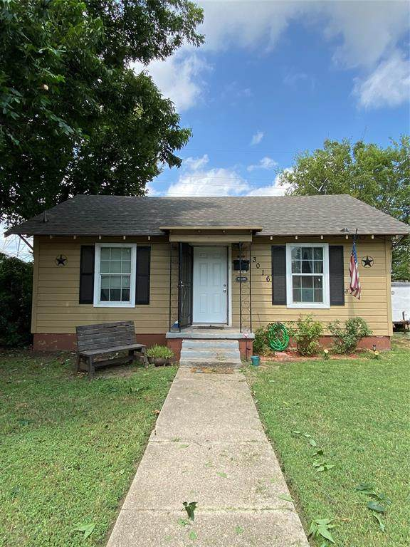 3016 Louise Street, Fort Worth, TX 76112 (MLS #14624849) :: Real Estate By Design