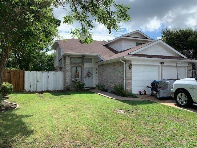 12946 Hilltop Drive, Balch Springs, TX 75180 (MLS #14625031) :: Russell Realty Group