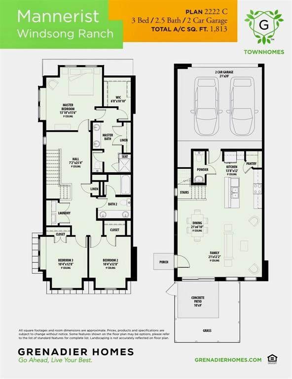 720 Bandera Court, Prosper, TX 75078 (MLS #14627017) :: The Good Home Team