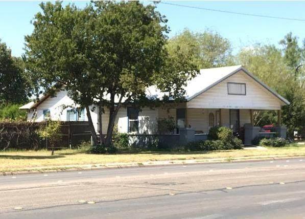 640 Grape Street, Abilene, TX 79601 (MLS #14627324) :: Real Estate By Design