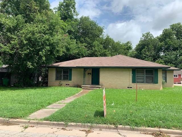 217 E Hird Street, Gainesville, TX 76240 (MLS #14627494) :: Real Estate By Design