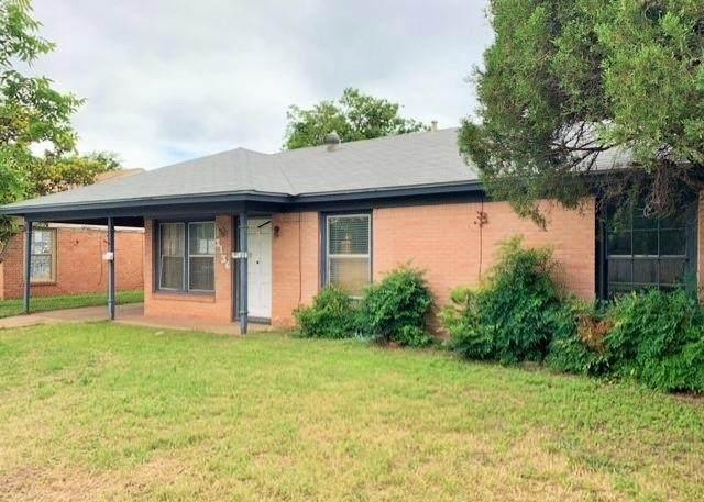 3136 Ambler Avenue, Abilene, TX 79603 (MLS #14627716) :: Russell Realty Group