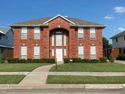 4112 Ridgecrest Trail, Carrollton, TX 75007 (MLS #14628084) :: 1st Choice Realty