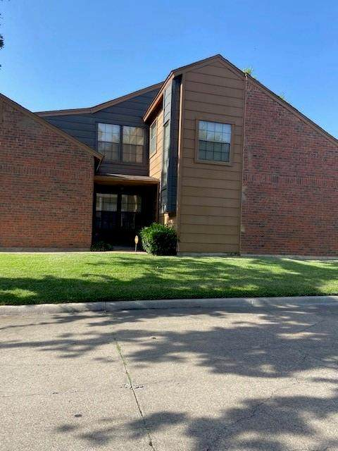 101 Brentwood Court, Irving, TX 75061 (MLS #14628393) :: Real Estate By Design