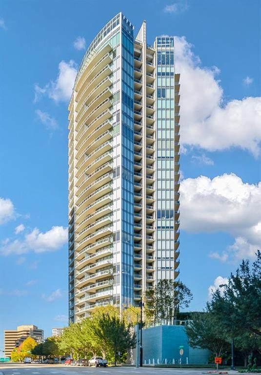 2900 Mckinnon Street #803, Dallas, TX 75201 (MLS #14629611) :: Front Real Estate Co.