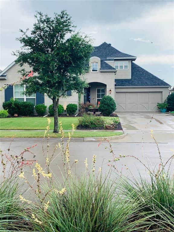 111 Parkview Drive, Aledo, TX 76008 (MLS #14630734) :: The Krissy Mireles Team