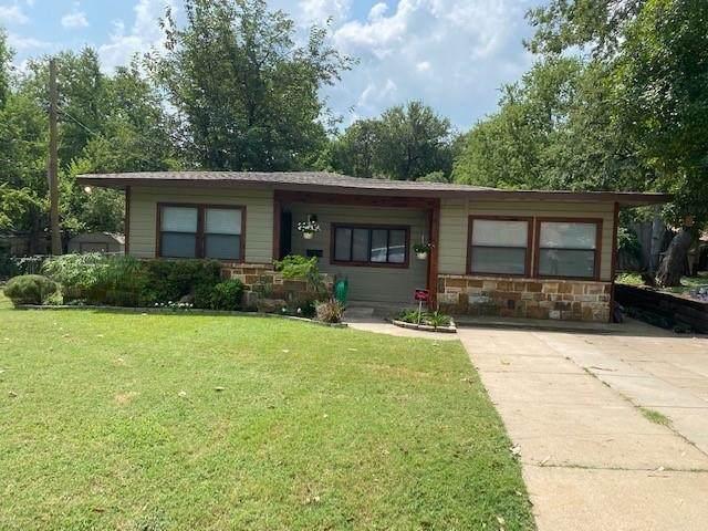 4405 Wellesley Avenue, Fort Worth, TX 76107 (MLS #14630937) :: Real Estate By Design