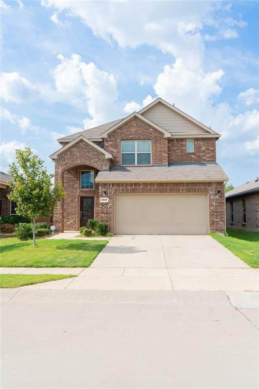 8909 Tenderfoot Lane, Aubrey, TX 76227 (MLS #14631693) :: Maegan Brest | Keller Williams Realty