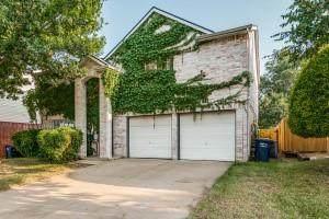 9017 Elbe Trail, Fort Worth, TX 76118 (MLS #14632282) :: Team Tiller