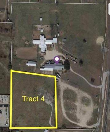 2408 Strader Road Tract4, Justin, TX 76247 (MLS #14632339) :: Real Estate By Design