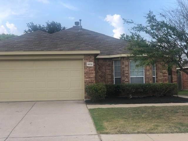 9832 Coolidge Drive, Mckinney, TX 75072 (MLS #14632545) :: Real Estate By Design