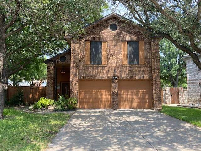 634 Saint Andrews Place, Coppell, TX 75019 (MLS #14632815) :: DFW Select Realty