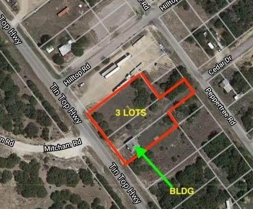 4421 Tin Top Highway, Granbury, TX 76048 (MLS #14633269) :: The Kimberly Davis Group