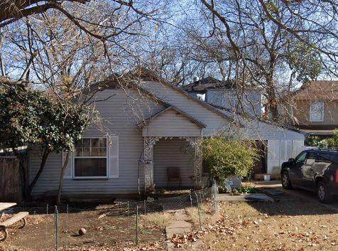 810 N Jester Avenue, Dallas, TX 75211 (MLS #14633402) :: Real Estate By Design