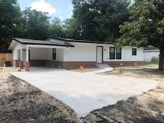 806 Lakewood Street, Greenville, TX 75401 (MLS #14633631) :: Crawford and Company, Realtors