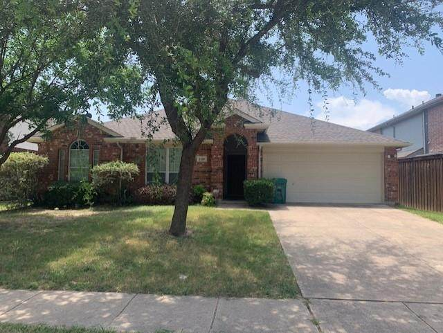 7116 Livingston Drive, Denton, TX 76210 (MLS #14633894) :: Front Real Estate Co.