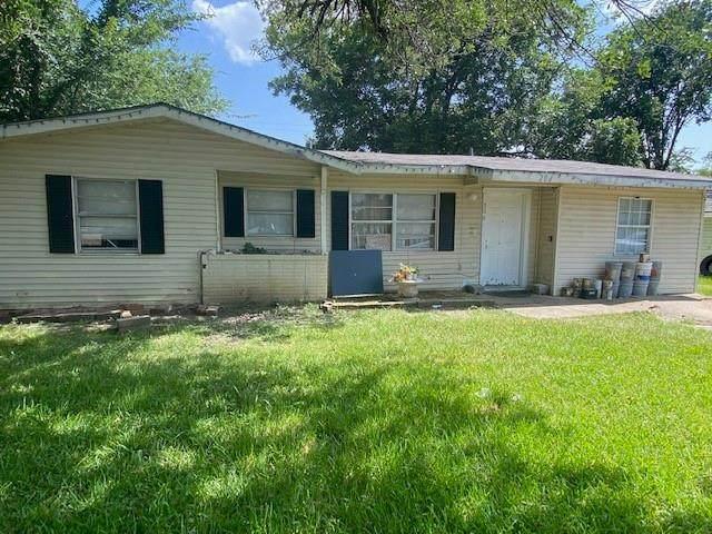 206 E Ridgewood Drive, Garland, TX 75041 (MLS #14633927) :: RE/MAX Pinnacle Group REALTORS