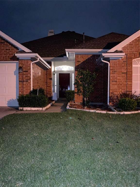 318 Crestview Drive, Arlington, TX 76018 (MLS #14633965) :: RE/MAX Pinnacle Group REALTORS