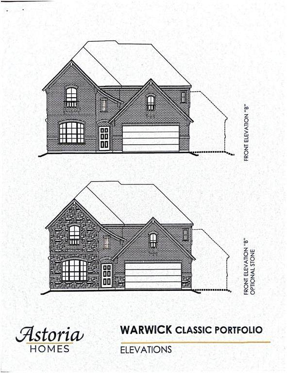 2110 Rose Court, Waxahachie, TX 75165 (MLS #14634969) :: 1st Choice Realty
