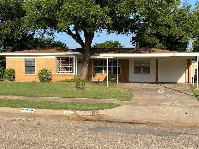 618 S Jefferson Drive, Abilene, TX 79605 (MLS #14635363) :: The Chad Smith Team