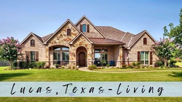 1120 Clove Glen Court, Lucas, TX 75002 (MLS #14635825) :: The Mauelshagen Group