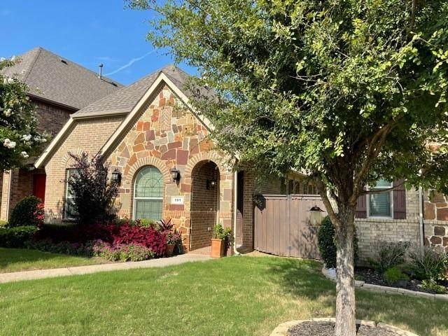 191 Carrington Lane, Lewisville, TX 75067 (MLS #14635877) :: The Krissy Mireles Team