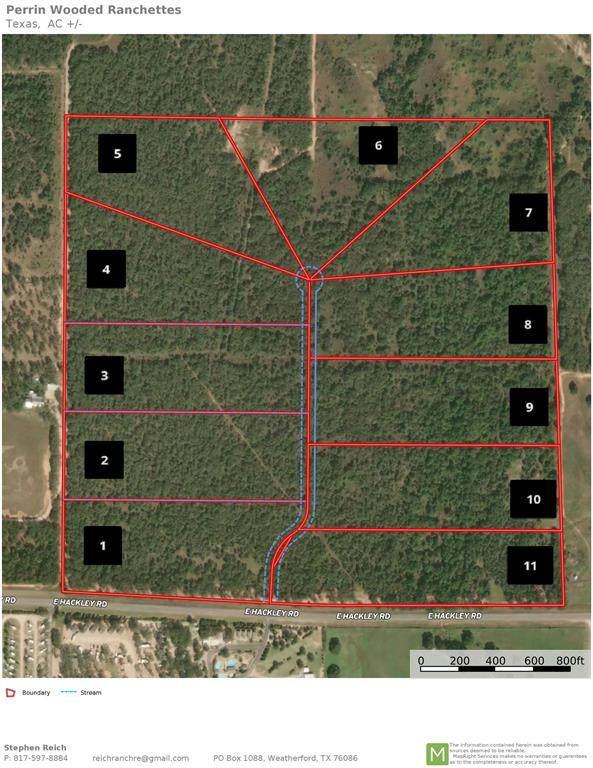 Lot 4 Hidden Ranch Lane, Perrin, TX 76486 (MLS #14636579) :: VIVO Realty