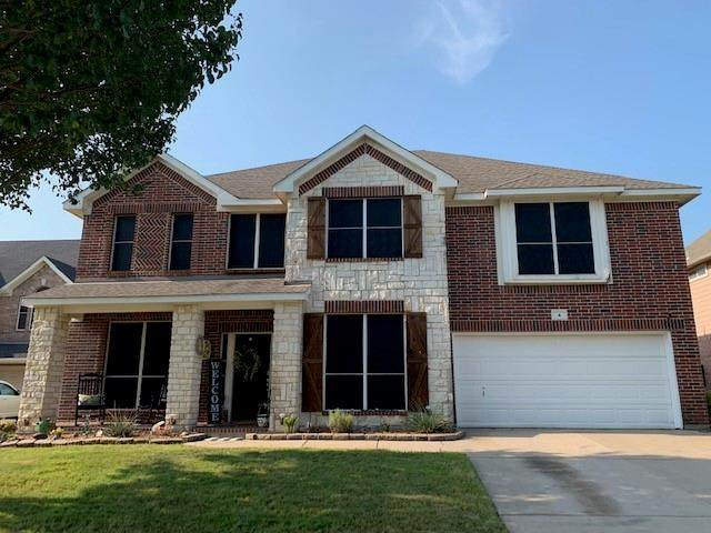 4 Whispering Bend Court, Mansfield, TX 76063 (MLS #14636886) :: Potts Realty Group