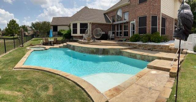 1375 Clubhill Drive, Rockwall, TX 75087 (MLS #14636904) :: Real Estate By Design