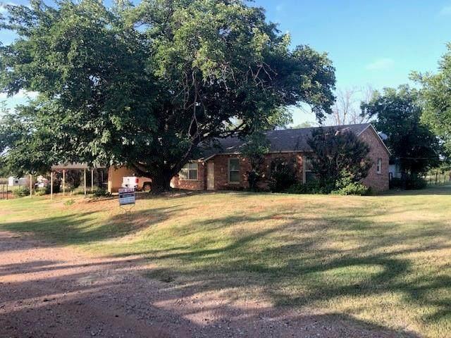 508 N College Street, Roby, TX 79543 (MLS #14636932) :: Team Tiller