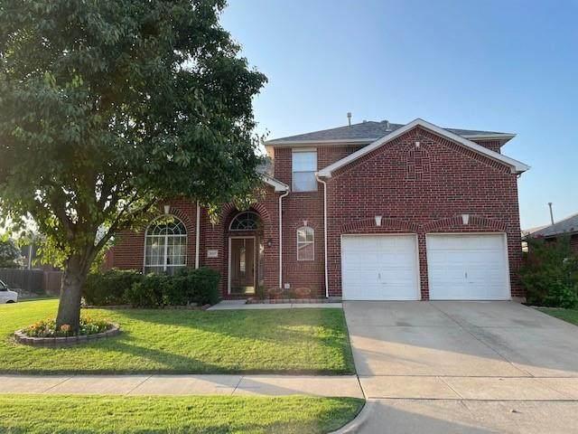 3017 Brett Road, Corinth, TX 76210 (MLS #14636966) :: Real Estate By Design
