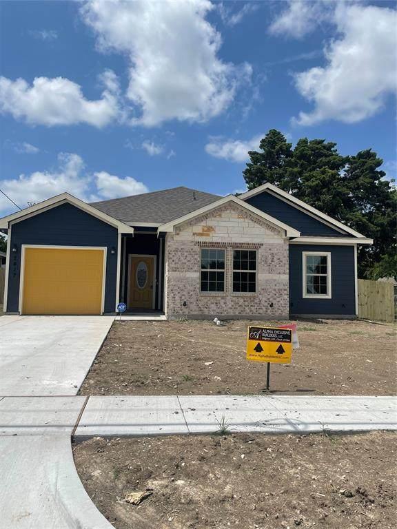 2417 Simpson Stuart Road, Dallas, TX 75241 (MLS #14637936) :: Wood Real Estate Group