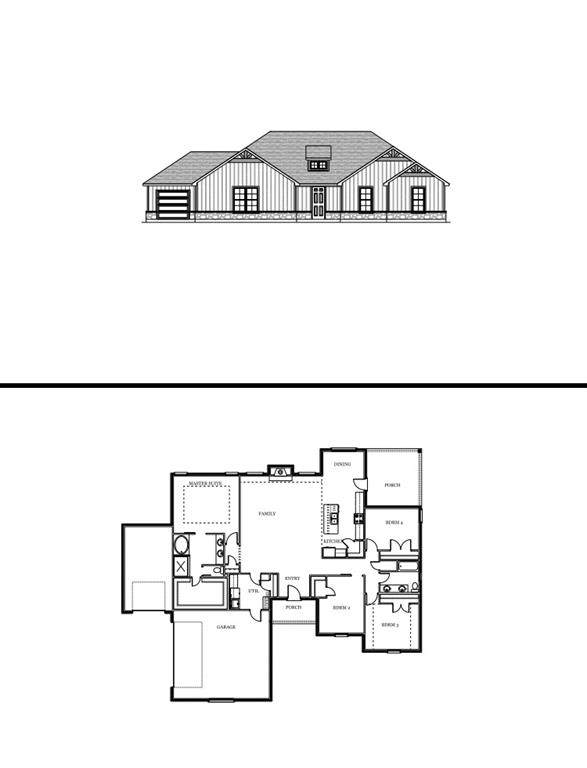 TBD Sunset Ridge, Cresson, TX 76035 (MLS #14638025) :: All Cities USA Realty