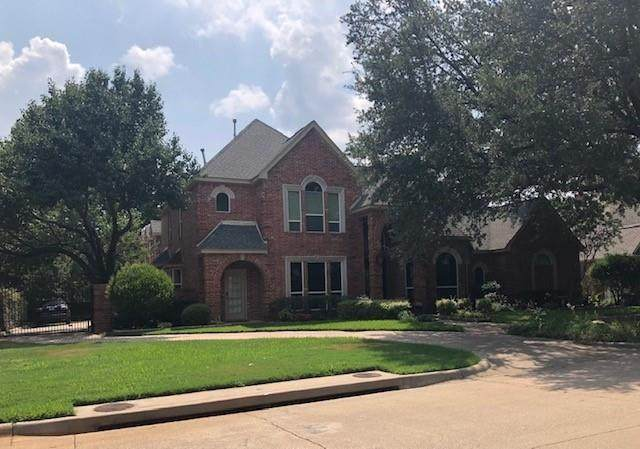 5005 Summerbrook Drive, Colleyville, TX 76034 (MLS #14638432) :: Real Estate By Design