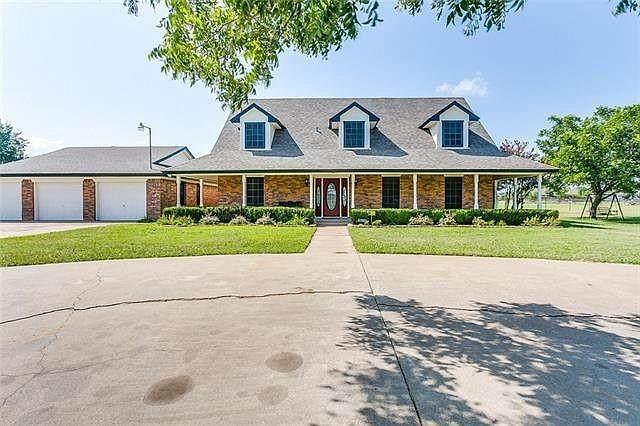 2613 County Road 920, Crowley, TX 76036 (MLS #14639061) :: EXIT Realty Elite