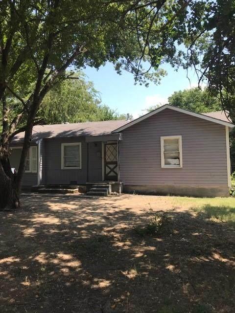 406 36th Street, Grand Prairie, TX 75050 (MLS #14639233) :: The Barrientos Group
