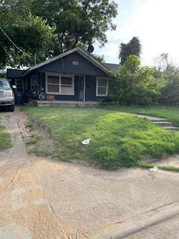 5027 Malcolm X Boulevard, Dallas, TX 75215 (MLS #14639277) :: Real Estate By Design