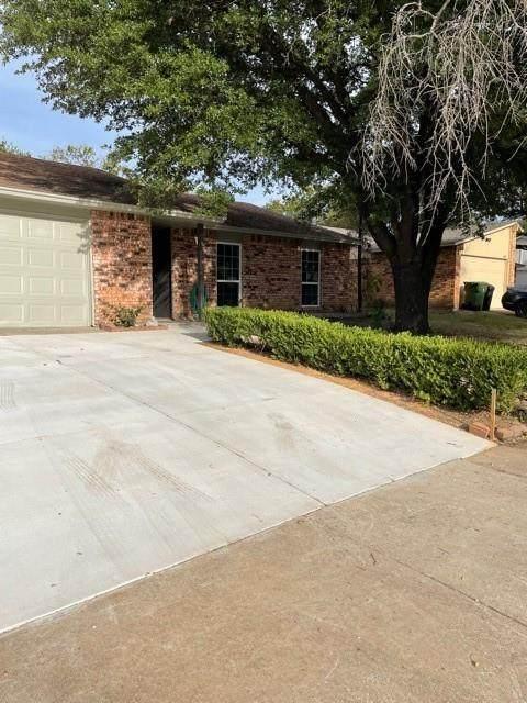 619 Live Oak Drive, Mansfield, TX 76063 (MLS #14640118) :: The Mike Farish Group