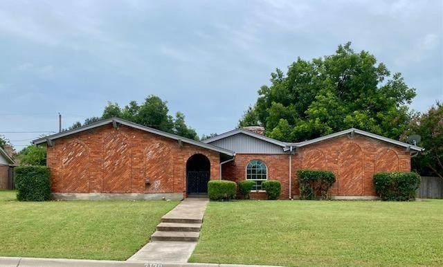 2129 Ming Drive, Edgecliff Village, TX 76134 (MLS #14640141) :: Craig Properties Group