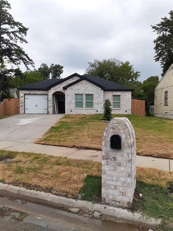 2415 Skylark Drive, Dallas, TX 75216 (MLS #14640407) :: Lisa Birdsong Group | Compass