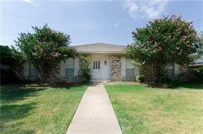 2901 Glenhaven Drive, Plano, TX 75023 (MLS #14640408) :: Real Estate By Design