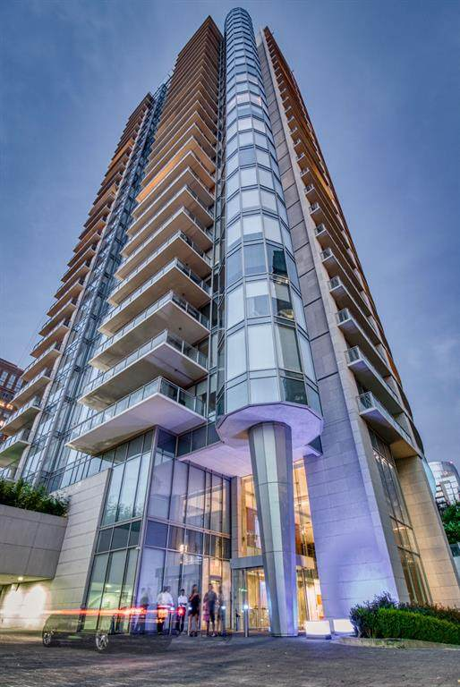 2900 Mckinnon Street #2403, Dallas, TX 75201 (MLS #14640424) :: Wood Real Estate Group