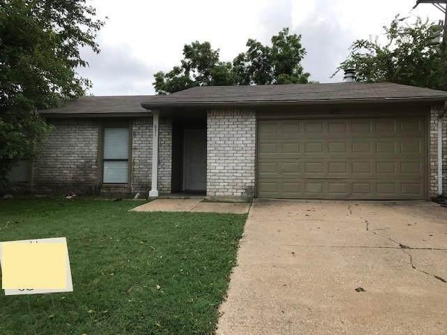 631 Wandering Way Drive, Allen, TX 75002 (MLS #14640818) :: Russell Realty Group