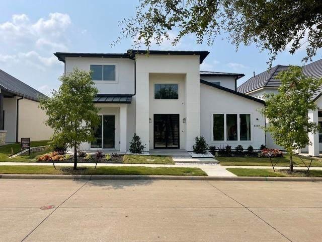 8101 Kickapoo Drive, Mckinney, TX 75070 (MLS #14641394) :: The Chad Smith Team
