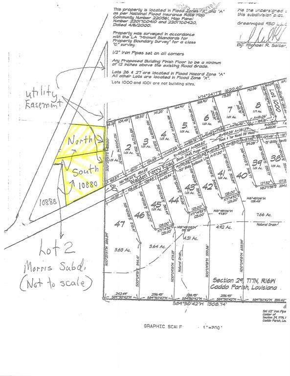 7467 Pinebrook Road, Greenwood, LA 71033 (MLS #14642791) :: The Mauelshagen Group