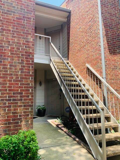 3201 Donnelly Circle #307, Fort Worth, TX 76107 (MLS #14643223) :: The Great Home Team
